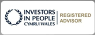 Investor in People - Registered Advisor Logo